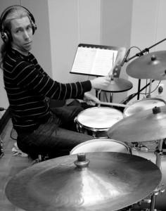 Jens im Studio